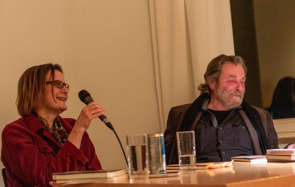 Agnieszka Lessmann und Wolfgang Schiffer