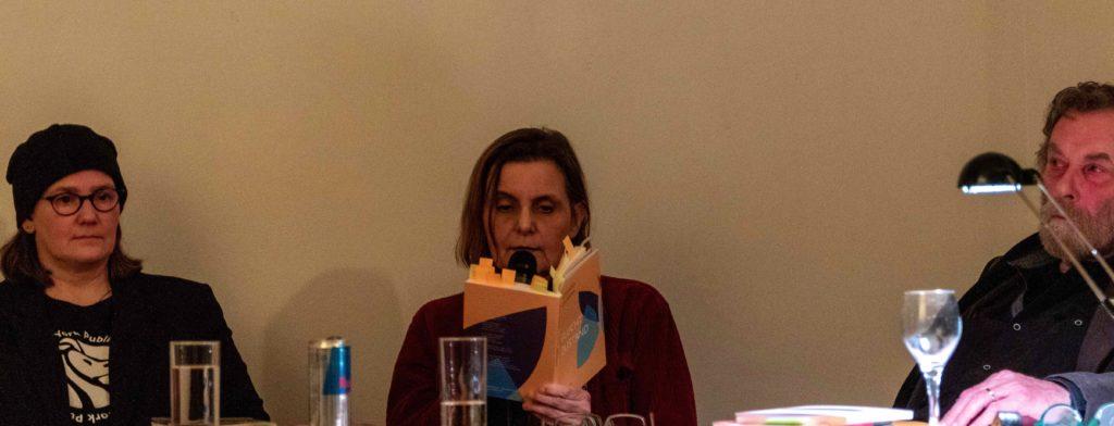 Agnieszka Lessmann liest